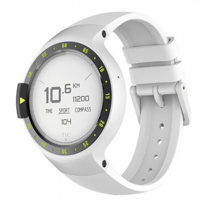 MOBVOI Ticwatch S Sport Android Wear 2.0 GPS Heart Rate IP67 Smartwatch compatible with iOS