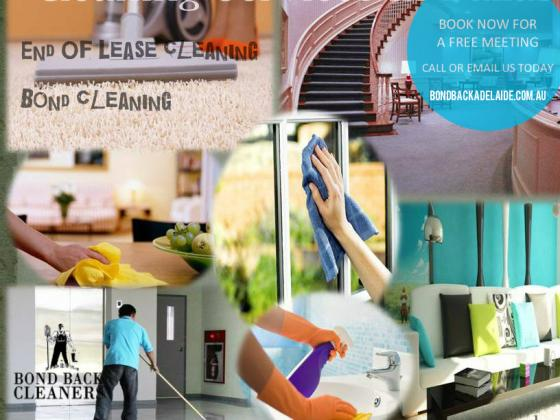 End Of Lease Cleaning Adelaide - Bond Back Cleaner