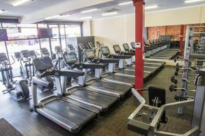 Fitness and Hammer Strength equipment Facilities at bentleigh