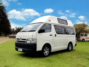 New Range Luxury Winnebago Esperance Motorhome