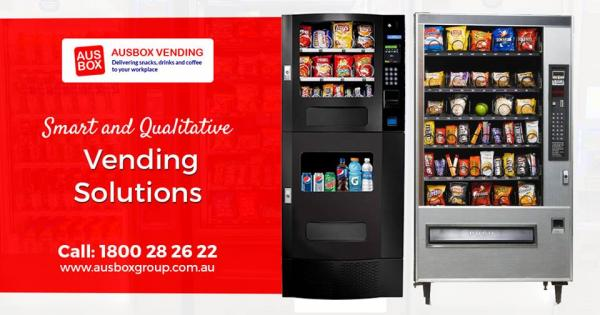 Searching for Vending Machines for Sale in Melbourne?