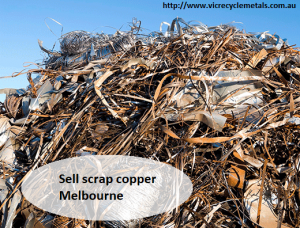 Sell Scrap Copper at the Best Rates with Copper Scrap Dealers in Melbourne