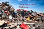 Bring Your Excess Scrap Metal for Recycling at the best Prices in Melbourne
