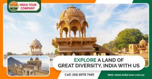 Discover the Unity in Diversity of India with Affordable Tour Packages Across the Subcontinent
