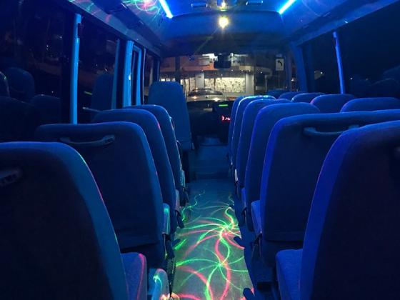 Affordable Hens Night Party Bus Hire in Sydney