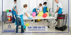 Gateway services - office cleaning services Sydney