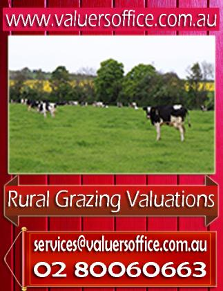 Rural Grazing Valuations