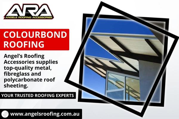 Wide Range of Colorbond Roofing Products Across Newcastle