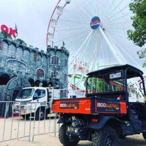 Want to Hire Event Buggy for Festivals in Australia