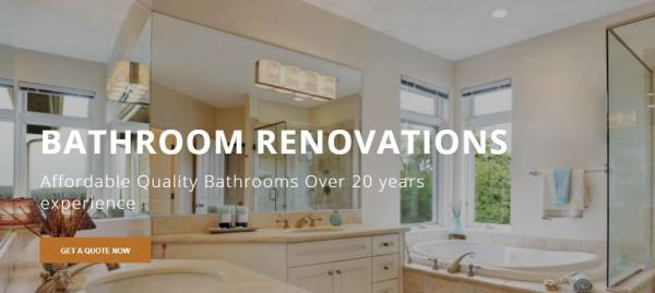 Upgrade your bath space with Bathroom Renovations in Melbourne
