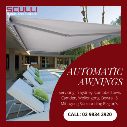 Qulaity Awnings in Campbelltown